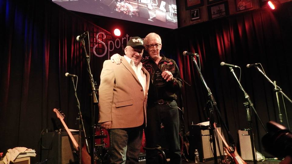 Bill Kirchen with Dwane Hall