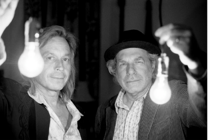 Jim Lauderdale with Buddy Miller