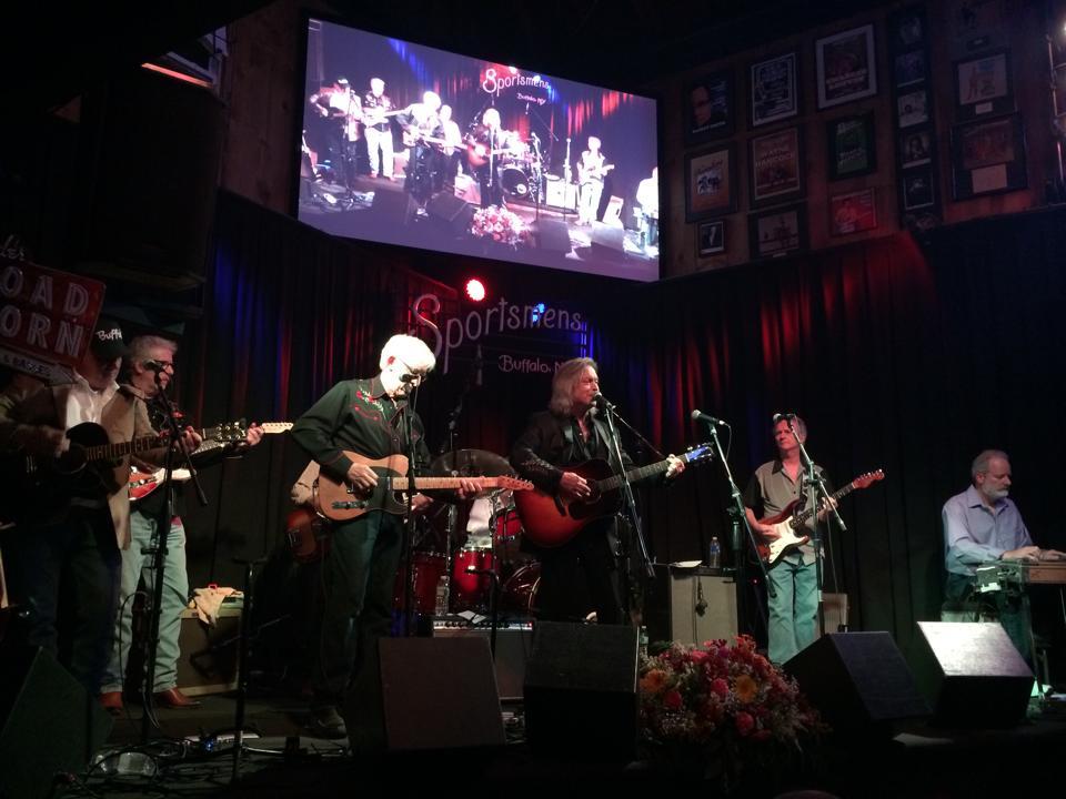 Jim Lauderdale, Bill Kirchen w/The Stone Country Band