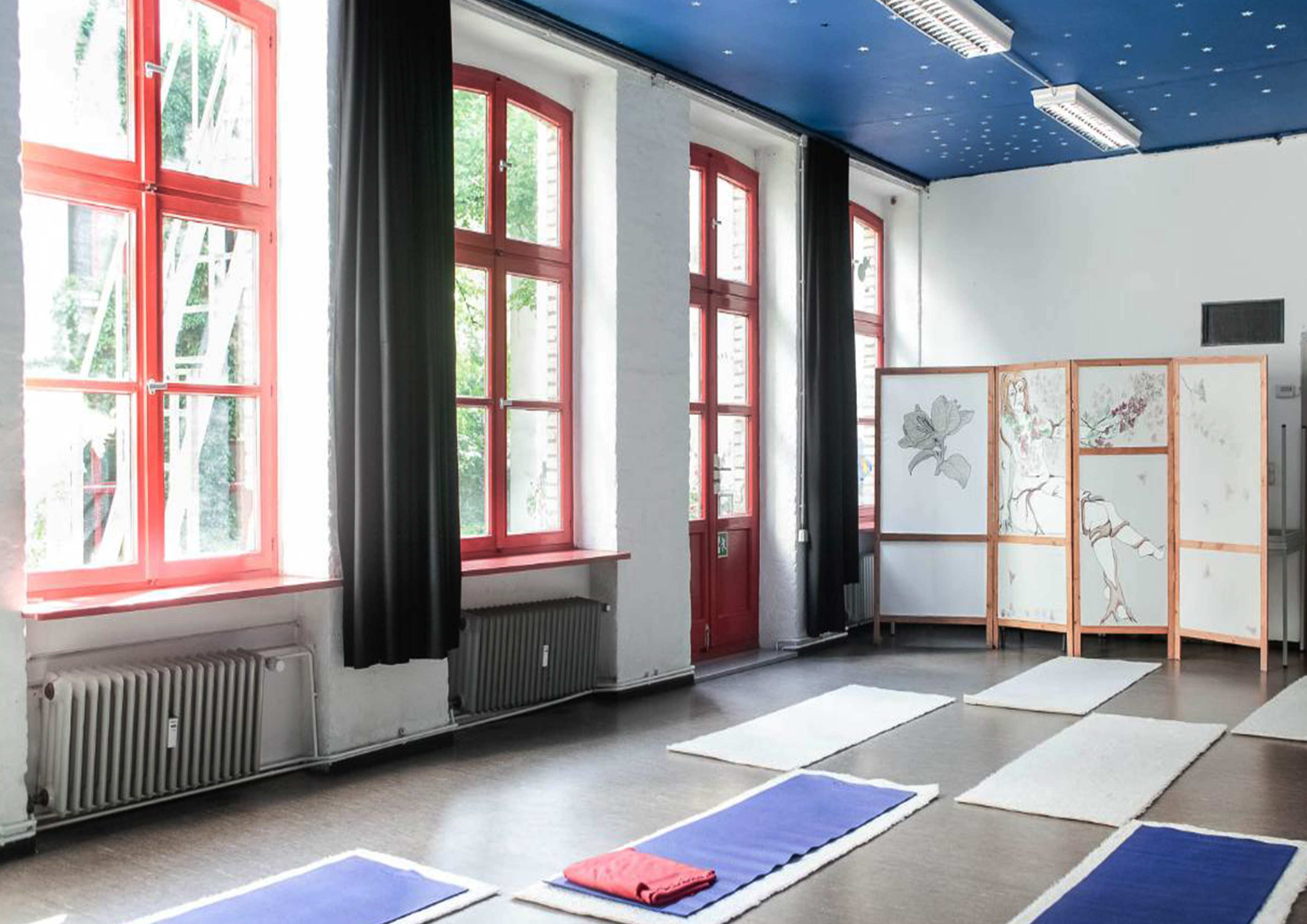 Yoga Kreuzberg Studio