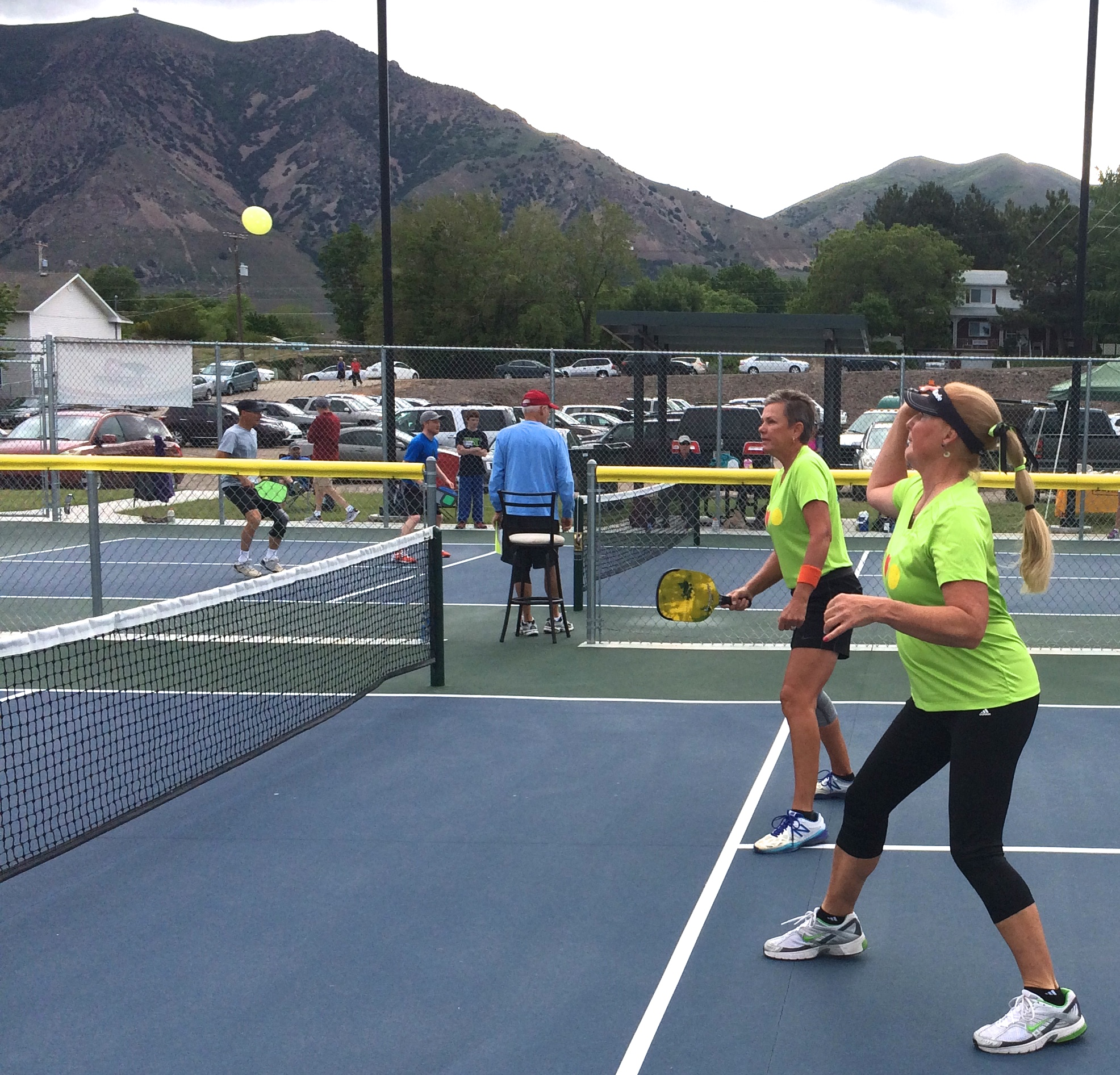 Healthy Pickleball = Healthy Spine