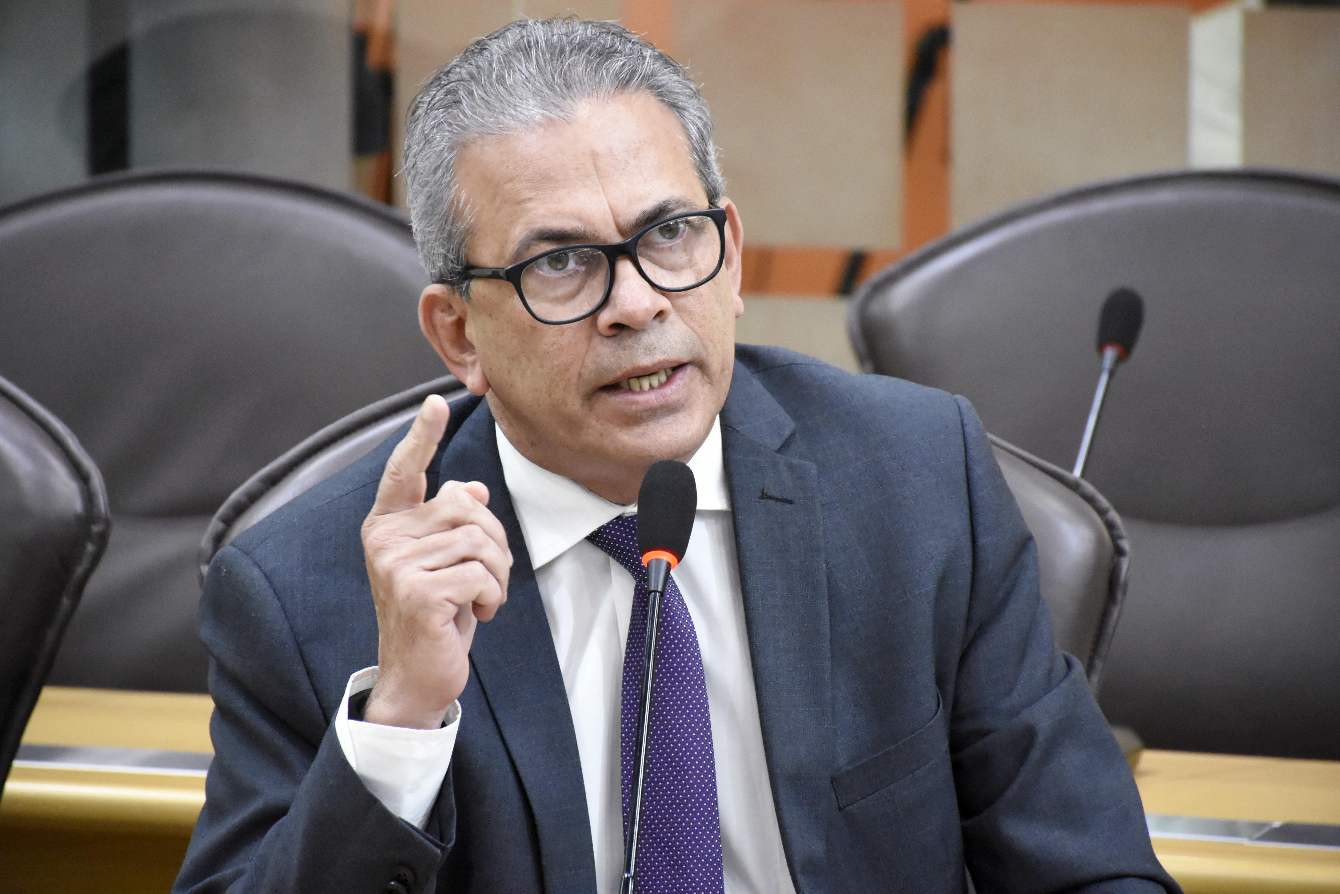 Hermano Morais descreve participação durante evento em defesa do Fundeb