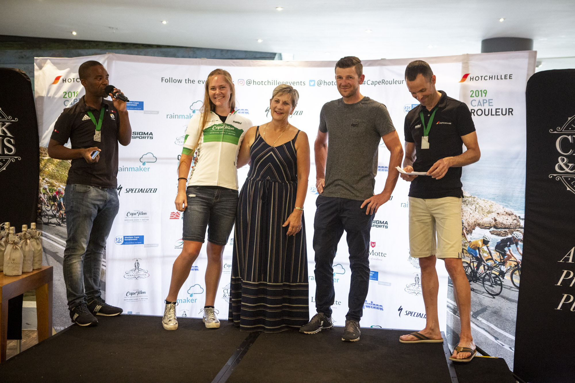 HotChillee name young Cape Town riders to compete in the LONDON-PARIS 2019