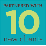 10 new clients