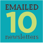 10 email newsletters