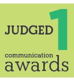 judged communications awards