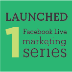 10-Minute Marketing series on Faceebook Live