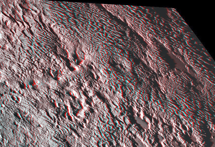 Pluto by NASA