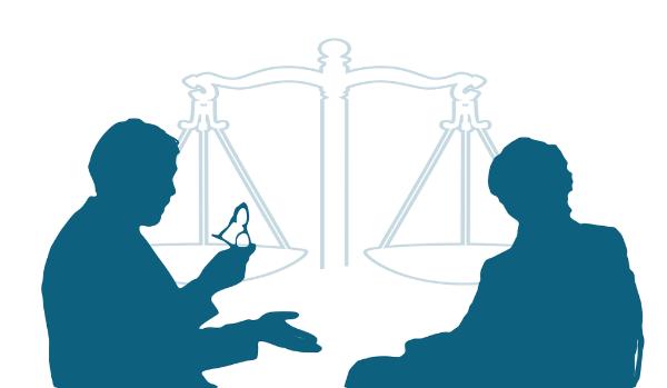 Consulenza psicologica in ambito legale