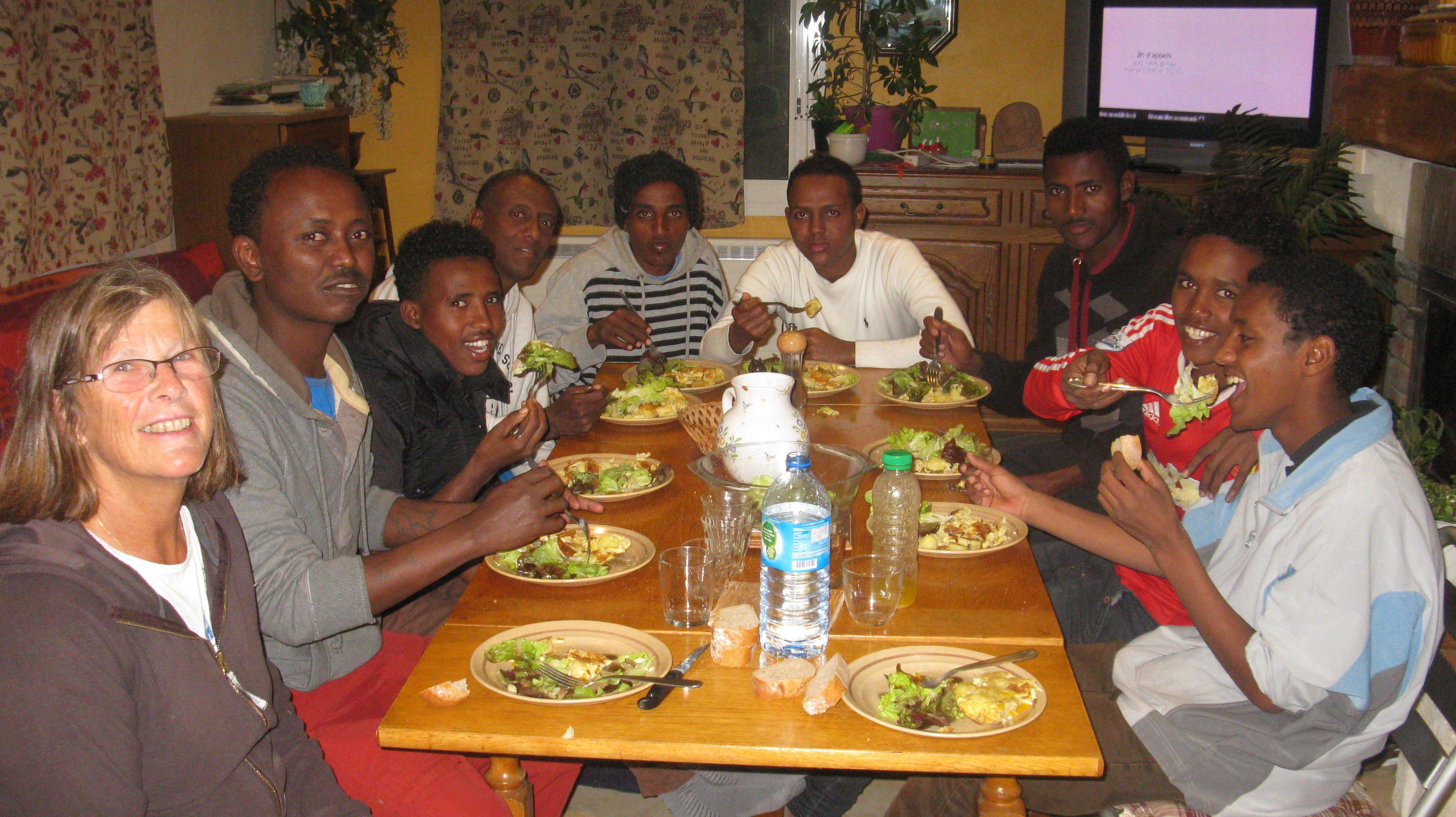 4 papis-mamie en procès à Nice pour aide aux migrants