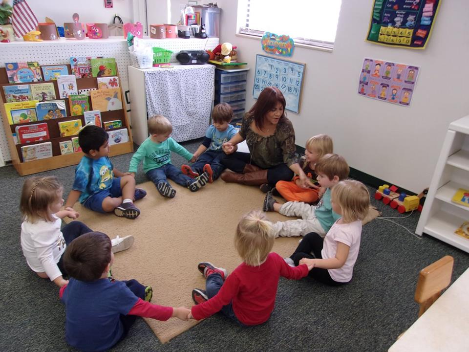 Mrs. Sandra's Two Year Old Class