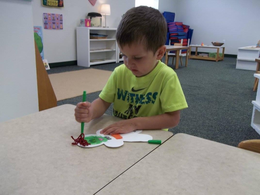 Mrs. Sandra'a Pre-Montessori Classroom