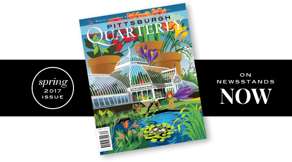 Spring 2017 issue: On newsstands now