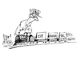 Train Shows & Guys