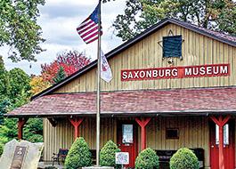 A Drive to Saxonburg