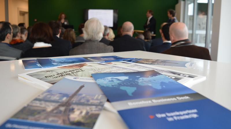 Seminar Succesvol starten in Frankrijk