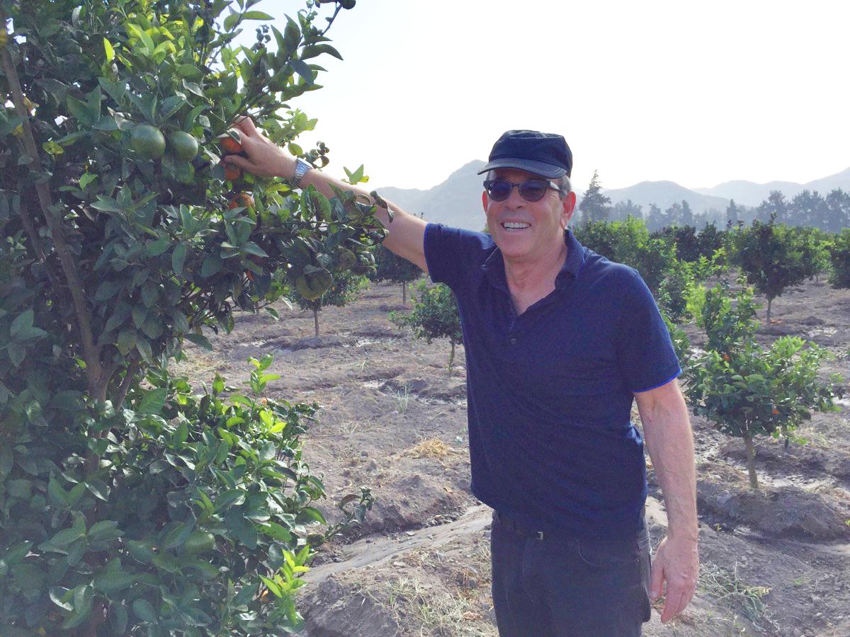 Greg Holzman Farmfolio Organic