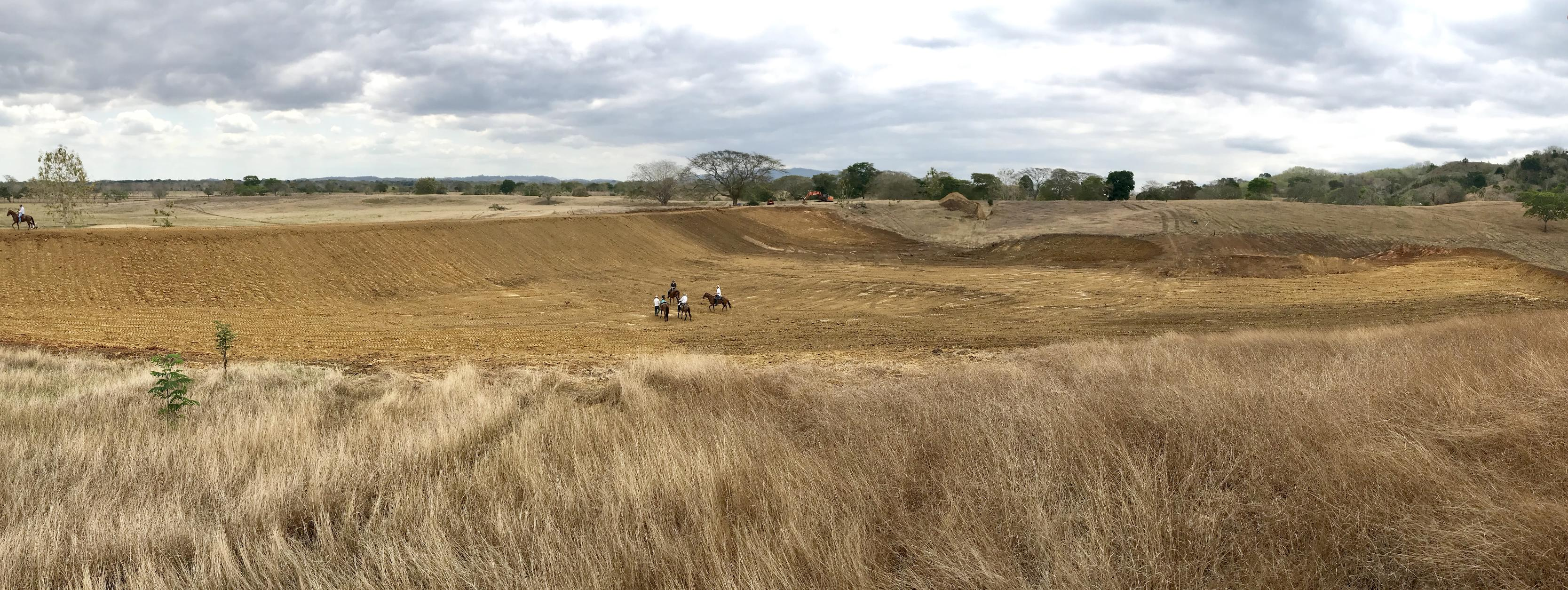 Dry Season at Ganaderia Pietrasanta