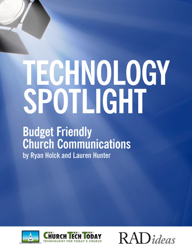 Budget Friendly Church Communications