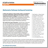 "Download ""Mathematics Pathways: Scaling and Sustaining"""