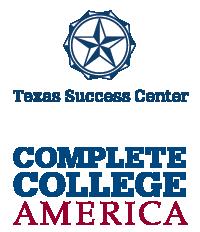 Texas Success Center / Complete College America Logos
