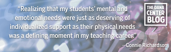 """Read """"Seeing My Teaching Philosophy in a New Light"""" by Connie Richardson."""