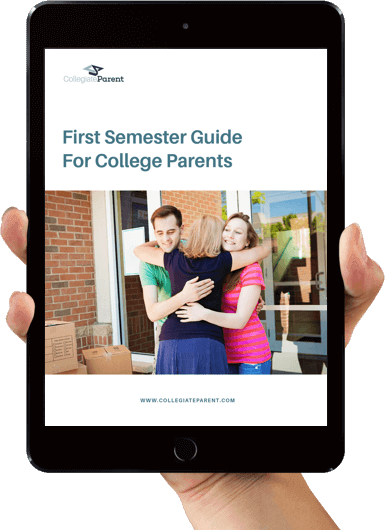 First Semester Guide for College Parents