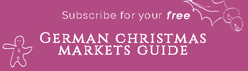 free German Christmas market guide to download