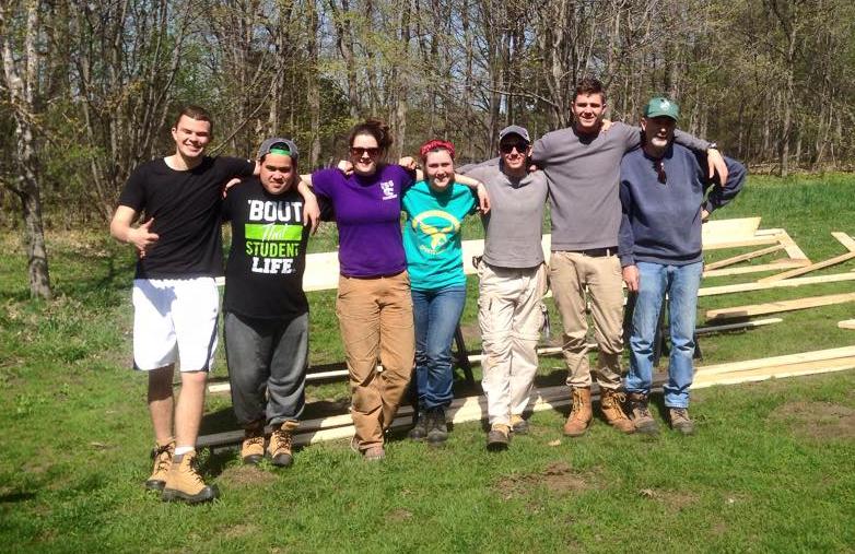 Spring Work Crew 2015