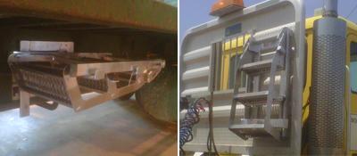 Trucker Ladder Storage Rack Combos