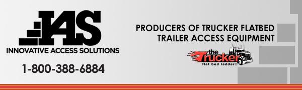 Innovative Access Solutions, LLC, producers of Trucker Trailer Access Equipment