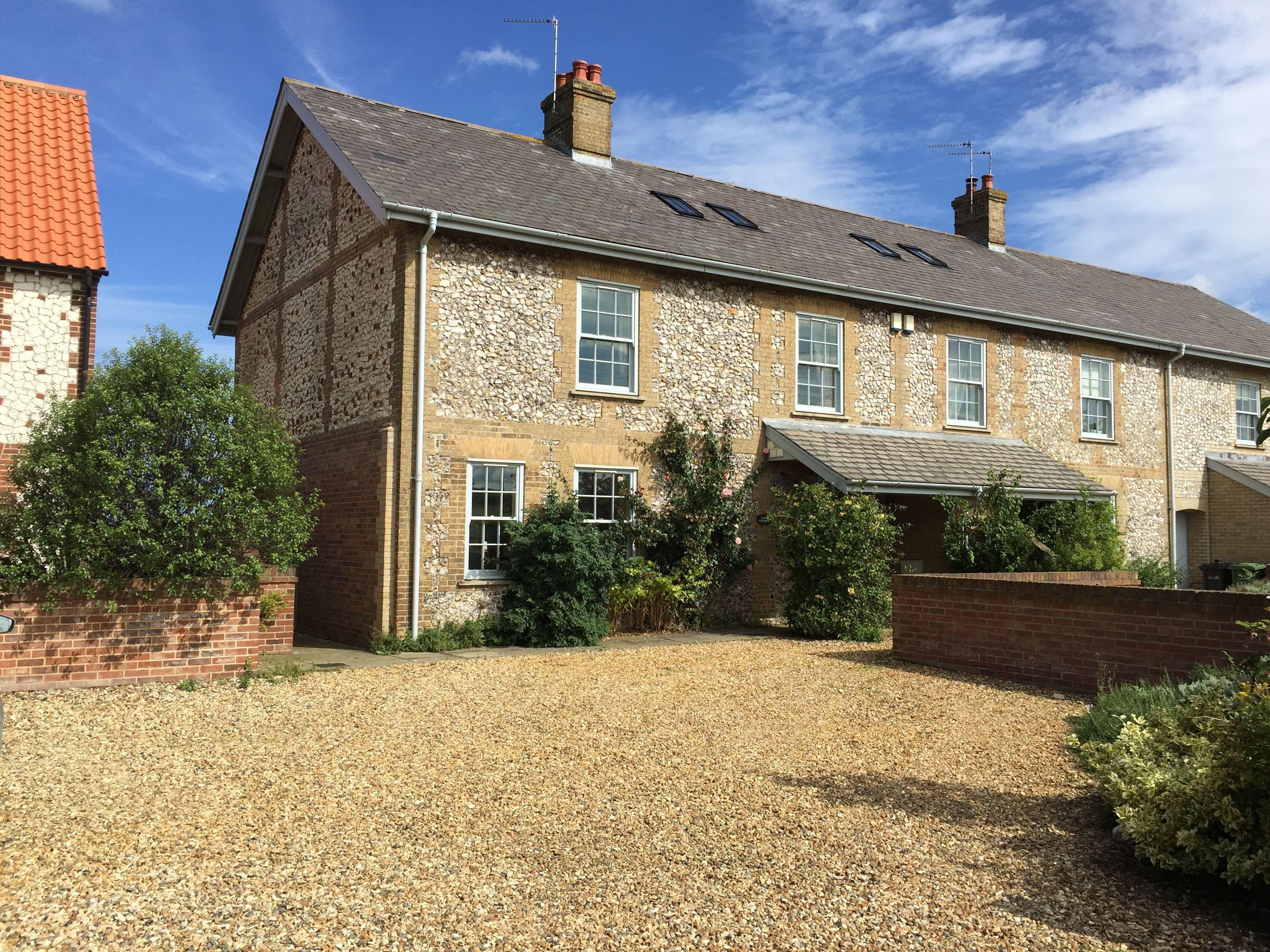 Lark Cottage, Titchwell, North Norfolk