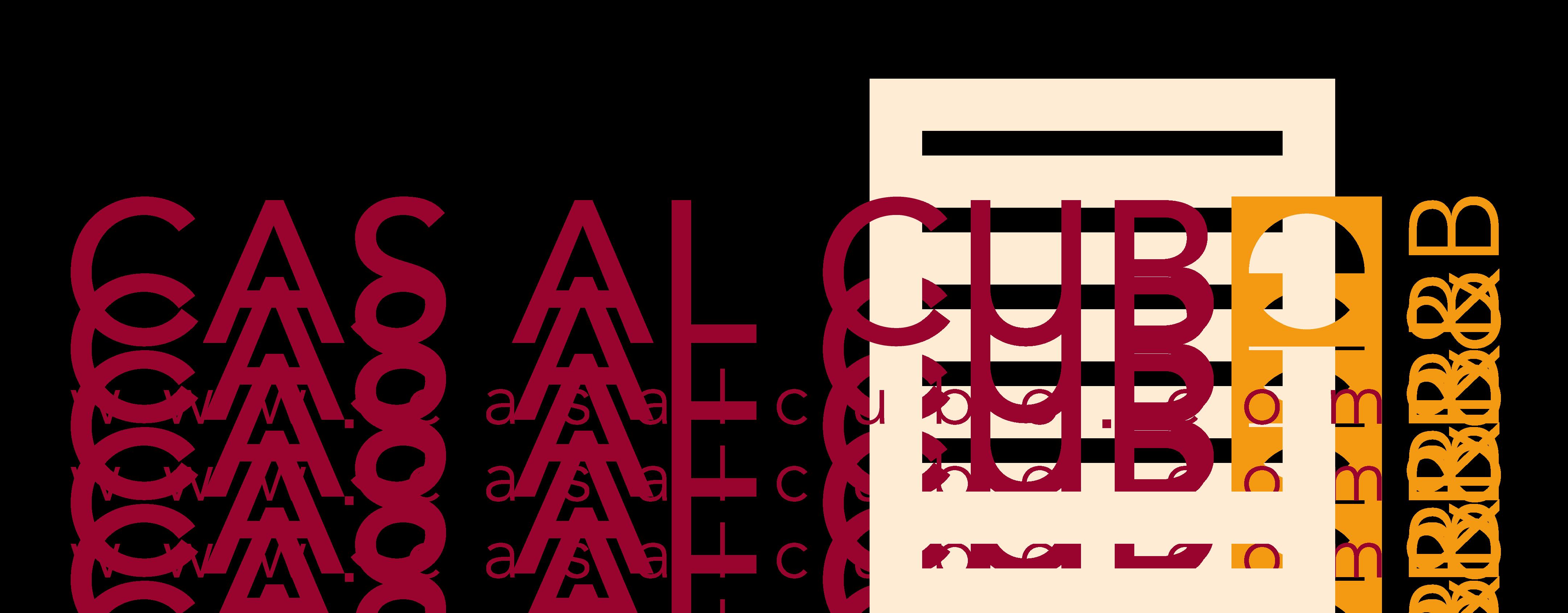 Logo B&B Algarve - Cas al Cubo