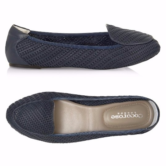 Cocorose London Clapham Navy
