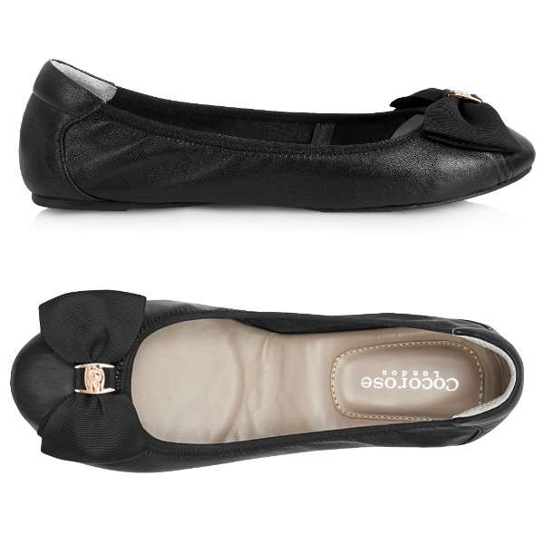 Cocorose London Buckingham Black