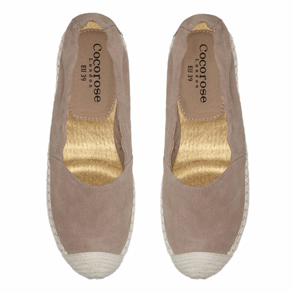 Strand Sand Suede