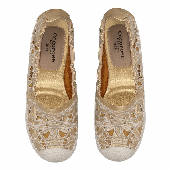 Cocorose London Strand Gold Laser Cut