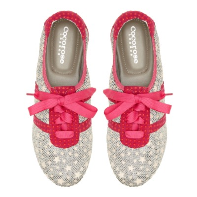 Cocorose London Stratford Pink Glow in the Dark Stars