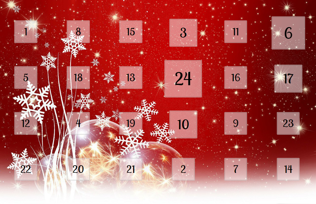 The Cocorose Advent Calendar