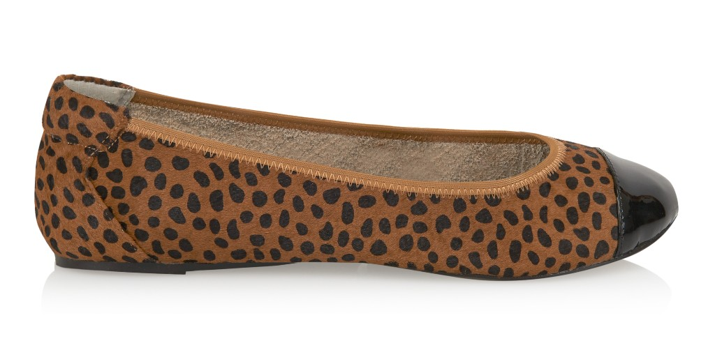 Cocorose London Harrow Leopard Pony Hair