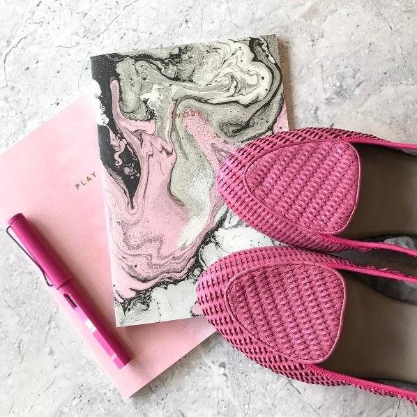 Cocorose London Clapham Pink