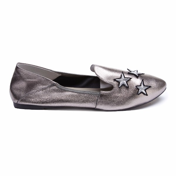 Wimbledon Pewter with Stars
