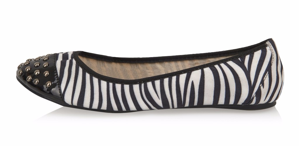 Cocorose London Bank Zebra & Studs