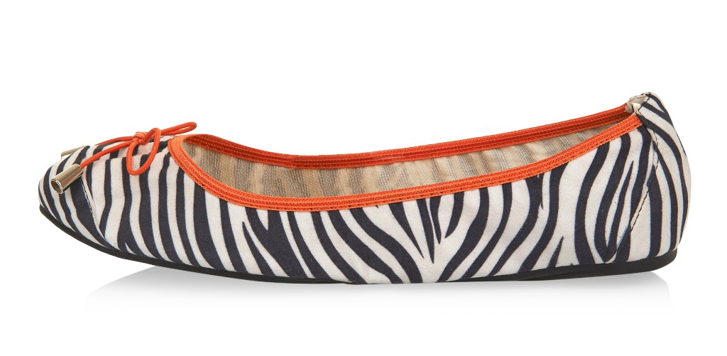 Cocorose London Balham Zebra & Orange