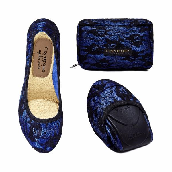 Barbican Blue Lace