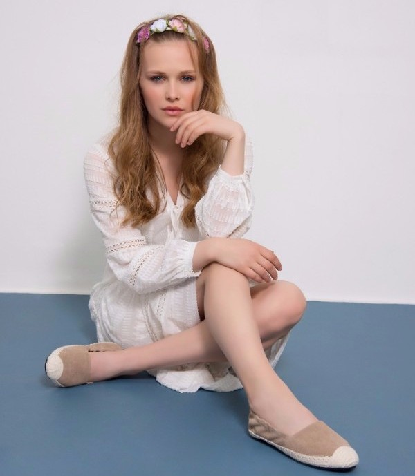 Cocorose London Strand in Sand Suede