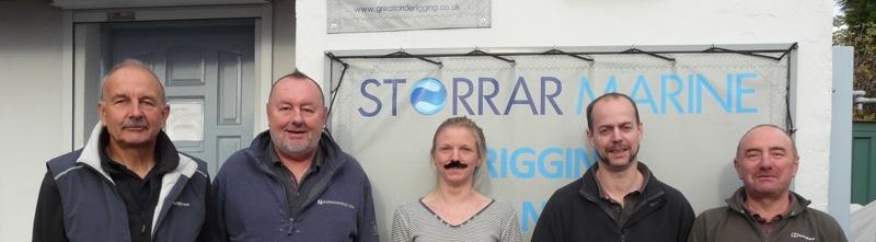 Team Storrar Morine - 2013