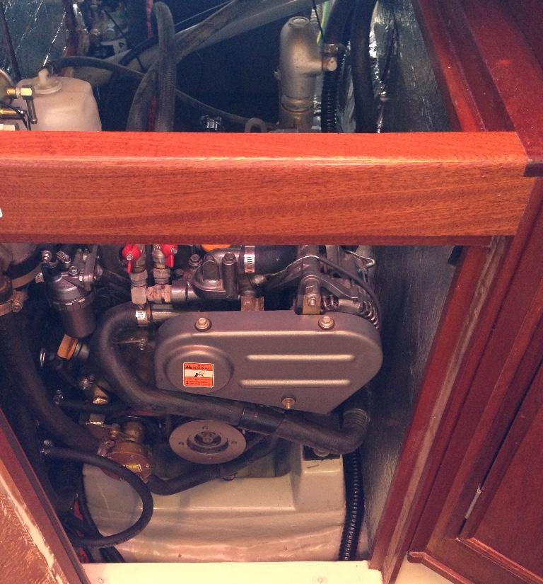 Inboard Marine Engine Winterisation