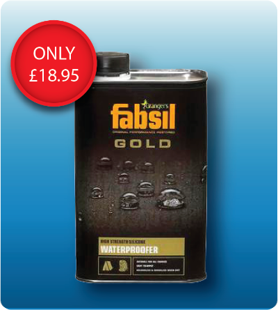 FABSIL GOLD WATERPROOFER