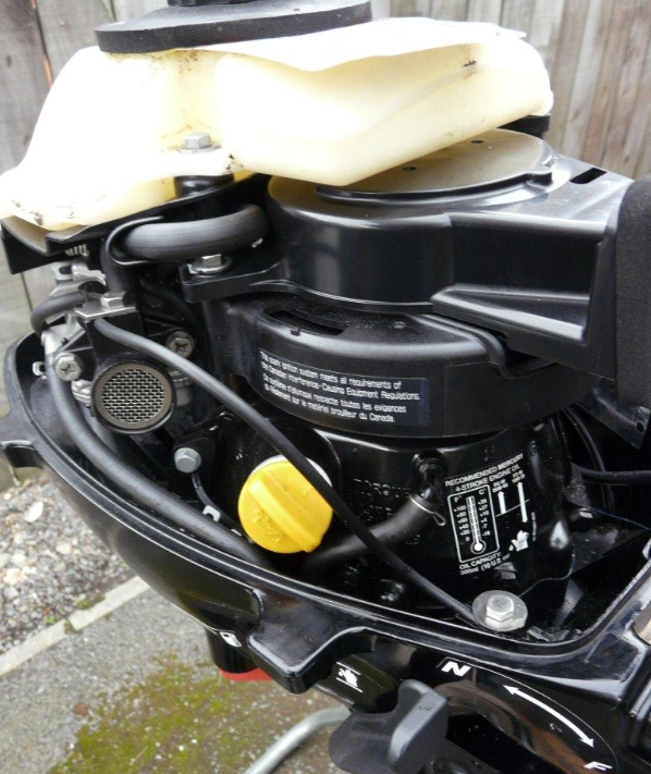 4 Stroke Outboard Winterisation